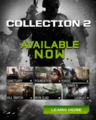 Call of Duty: MW3 - Le second pack collection arrive Collection2_available