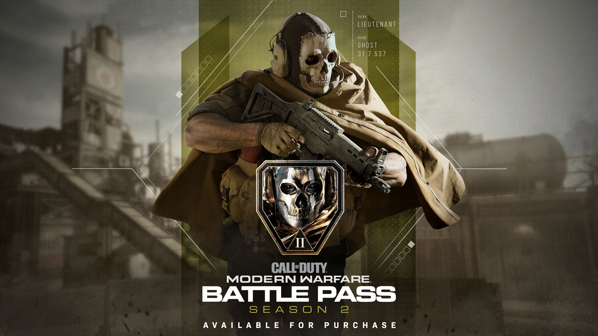 The Modern Warfare Season Two Battle Pass Is Live Now