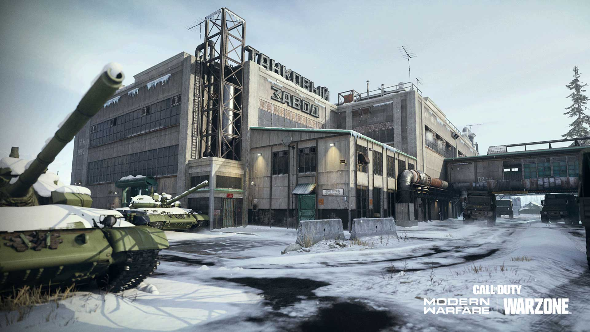 Call Of Duty Modern Warfare And Warzone Season Six Multiplayer Map Preview