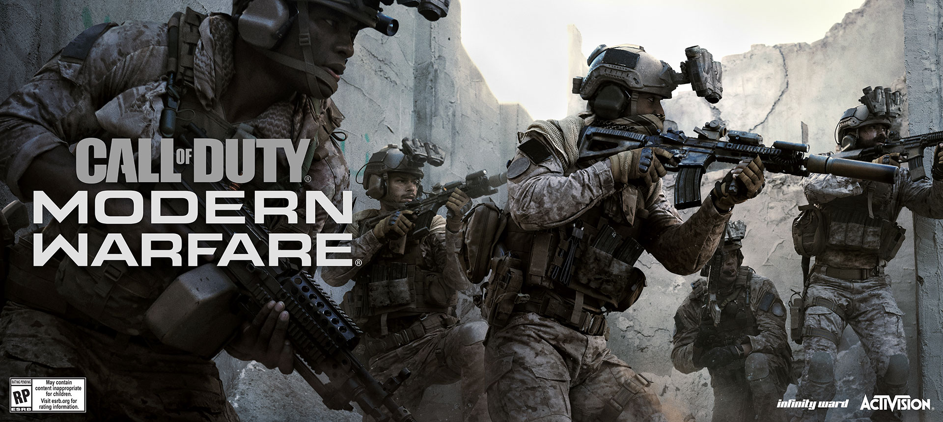 Announcement: Call of Duty®: Modern Warfare® Editions Now ...