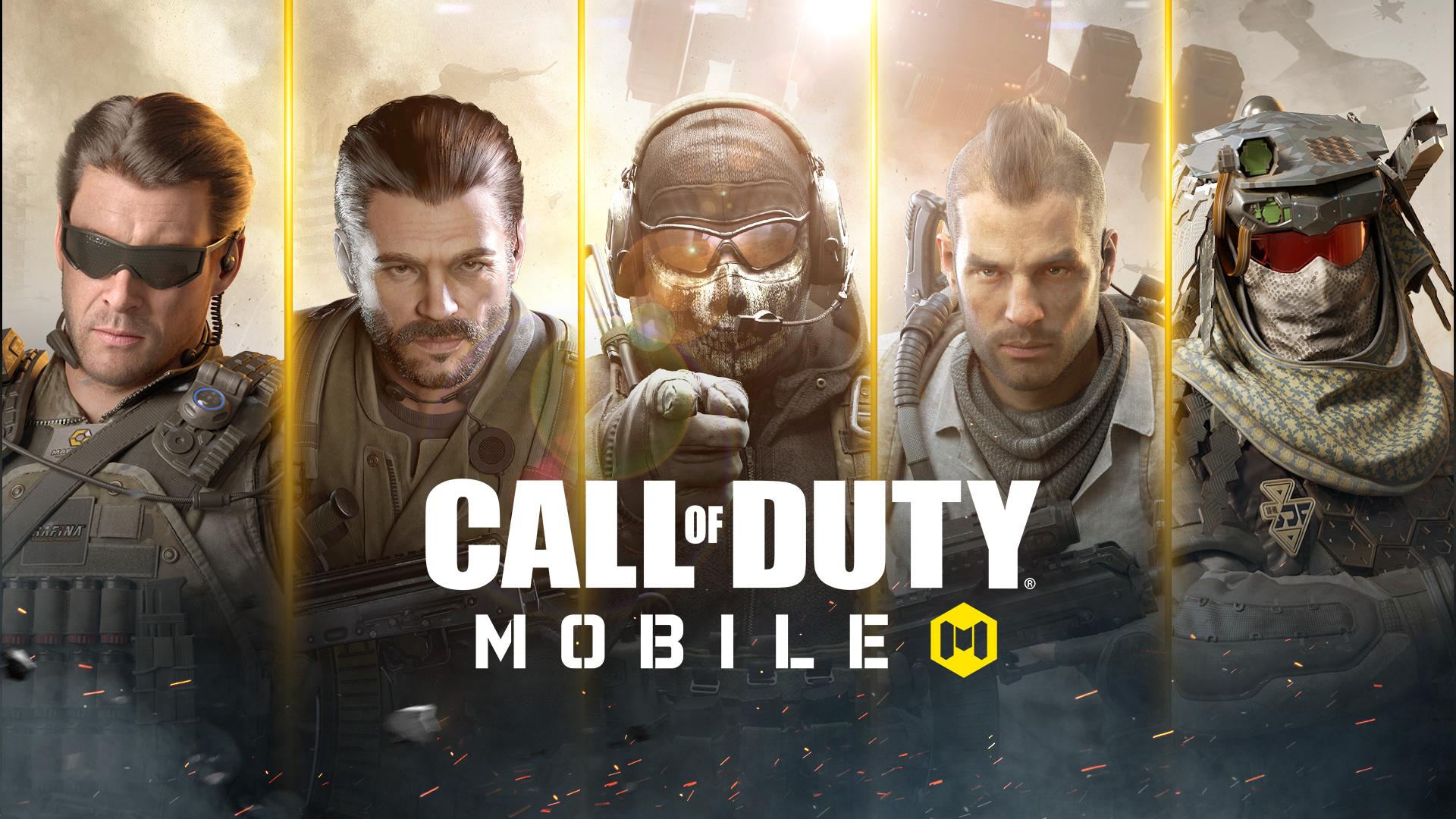 Call of Duty (COD) Mobile - Game online HP terbaik