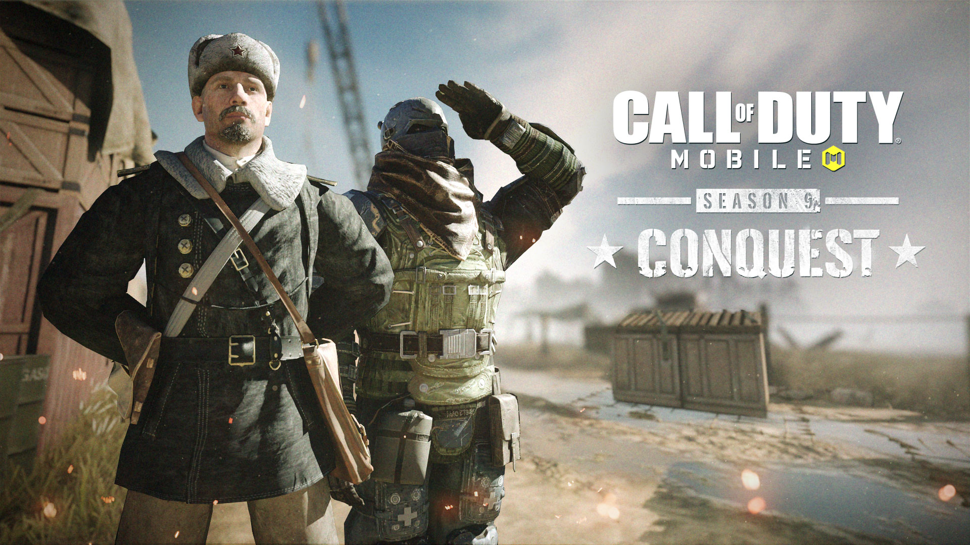 call of duty mobile all characters names