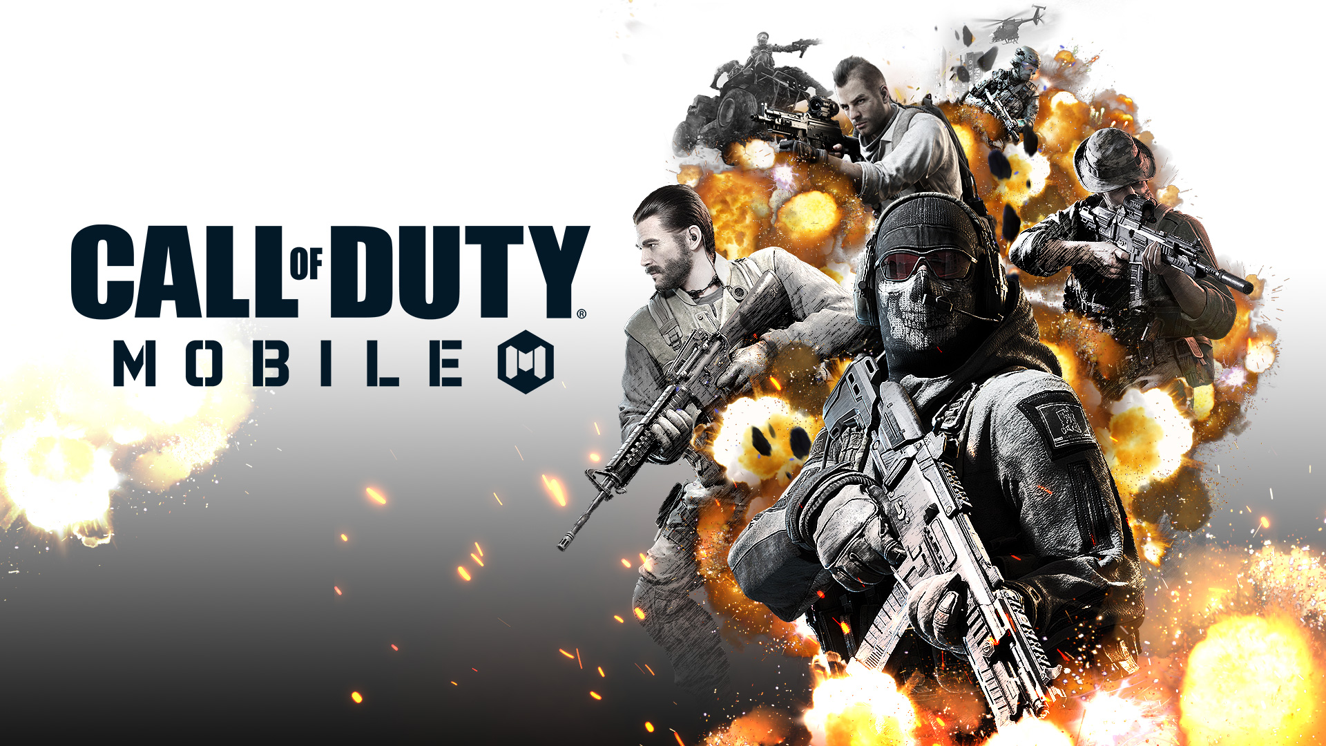 Announcement: Call of Duty®: Mobile Is Live and Free-to-play! Download Now!