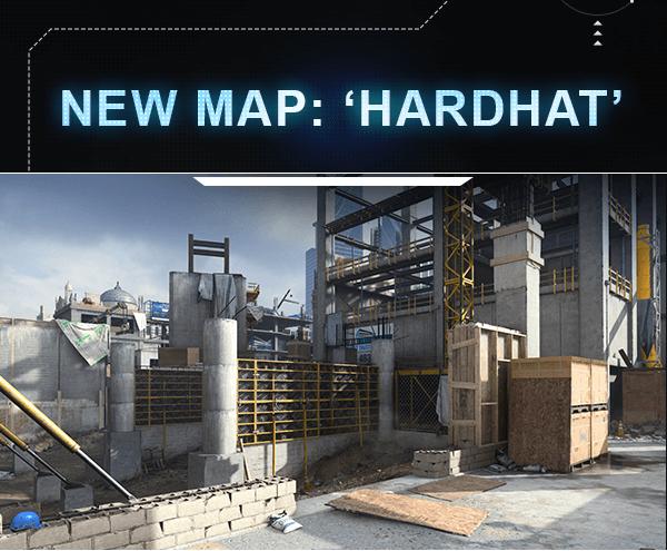 NEW MAP: 'HARDHAT'