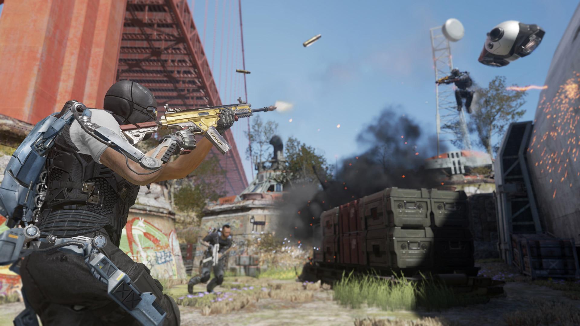 Call Of Duty Advanced Warfare Multilenguaje ESPAÑOL LATINO Y CASTELLANO XBOX 360 (Regiones FREE, NTSC-U Y PAL) 14