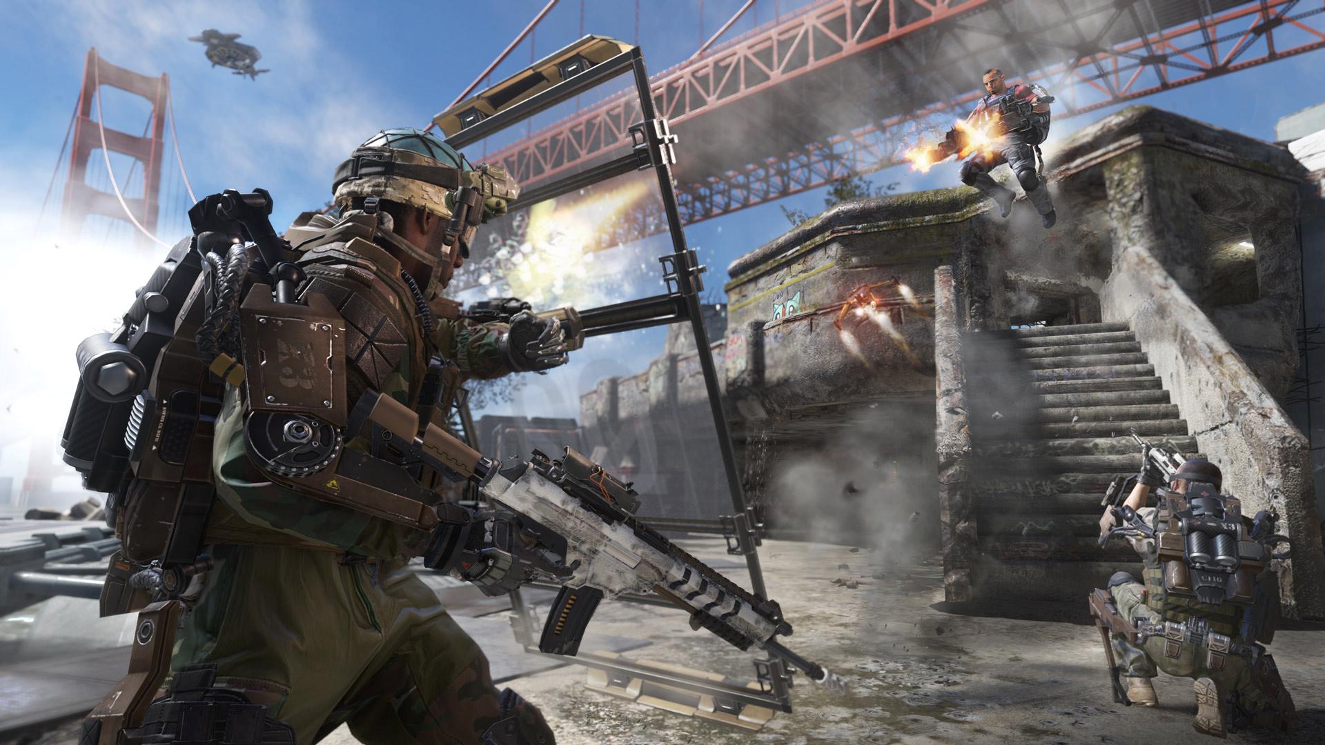 Call Of Duty Advanced Warfare Multilenguaje ESPAÑOL LATINO Y CASTELLANO XBOX 360 (Regiones FREE, NTSC-U Y PAL) 11