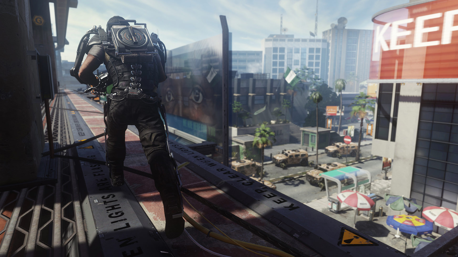 Call Of Duty Advanced Warfare Multilenguaje ESPAÑOL LATINO Y CASTELLANO XBOX 360 (Regiones FREE, NTSC-U Y PAL) 9