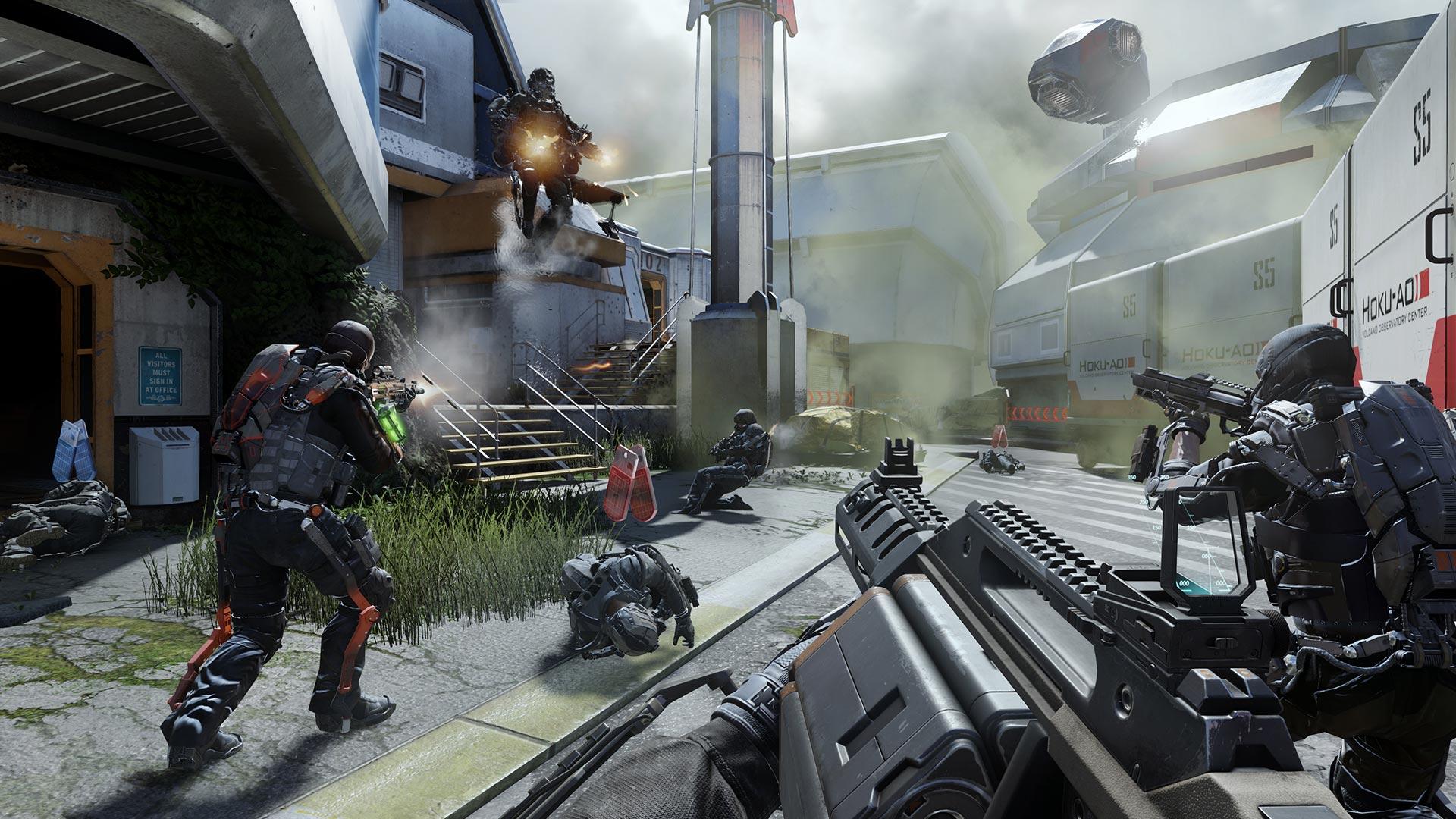 Call Of Duty Advanced Warfare Multilenguaje ESPAÑOL LATINO Y CASTELLANO XBOX 360 (Regiones FREE, NTSC-U Y PAL) 7