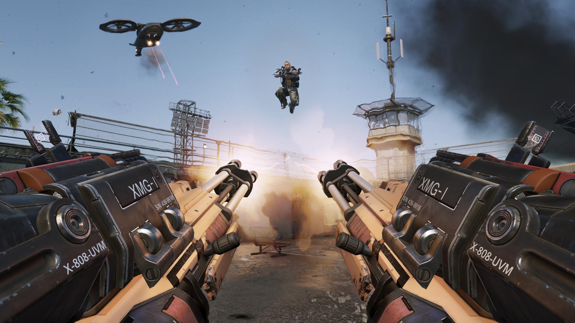 Call Of Duty Advanced Warfare Multilenguaje ESPAÑOL LATINO Y CASTELLANO XBOX 360 (Regiones FREE, NTSC-U Y PAL) 10
