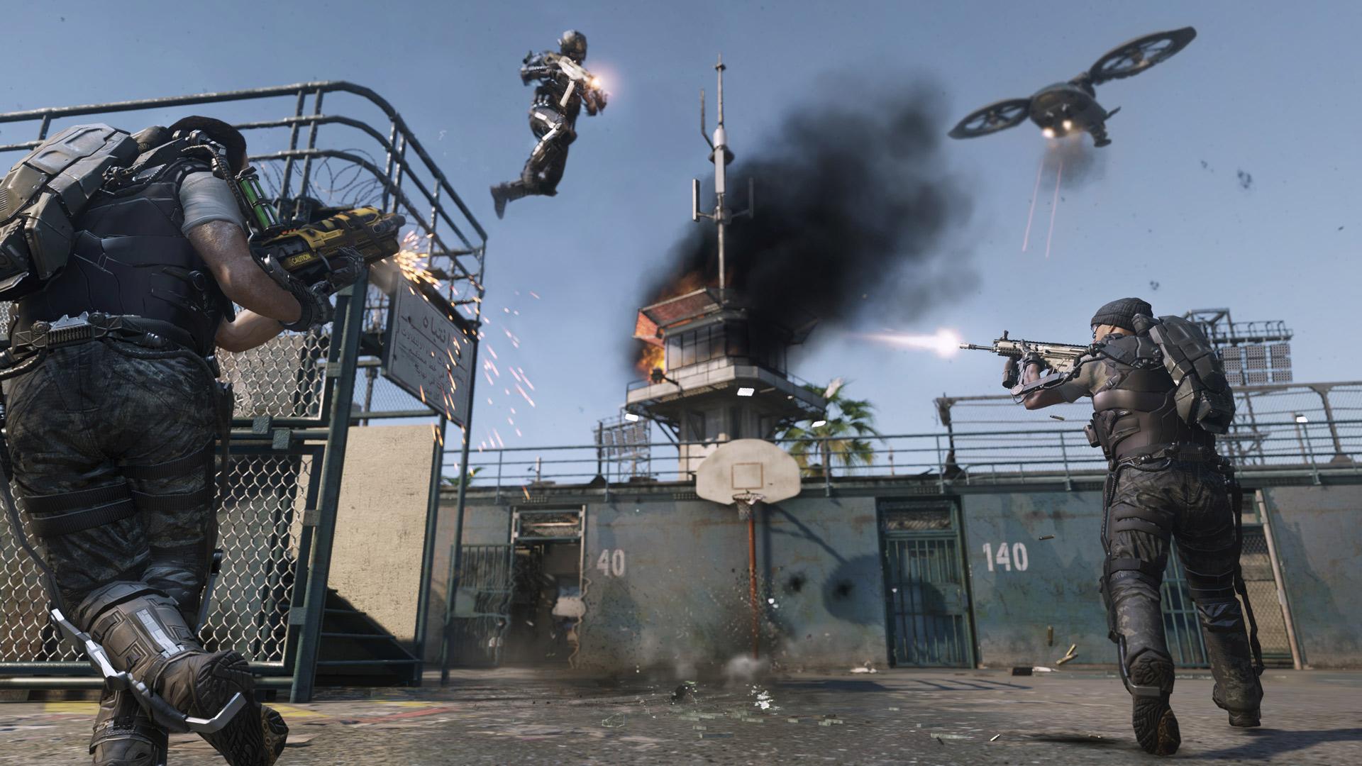 Call Of Duty Advanced Warfare Multilenguaje ESPAÑOL LATINO Y CASTELLANO XBOX 360 (Regiones FREE, NTSC-U Y PAL) 13