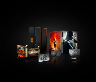 Black Ops 2 - Collector's Editions