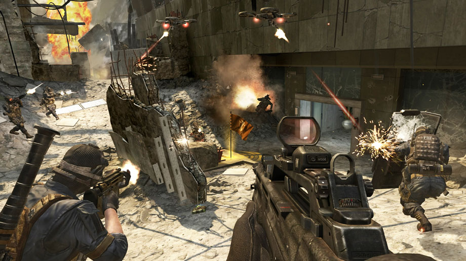 Call of Duty Black Ops II SKIDROW + CRACKFIX