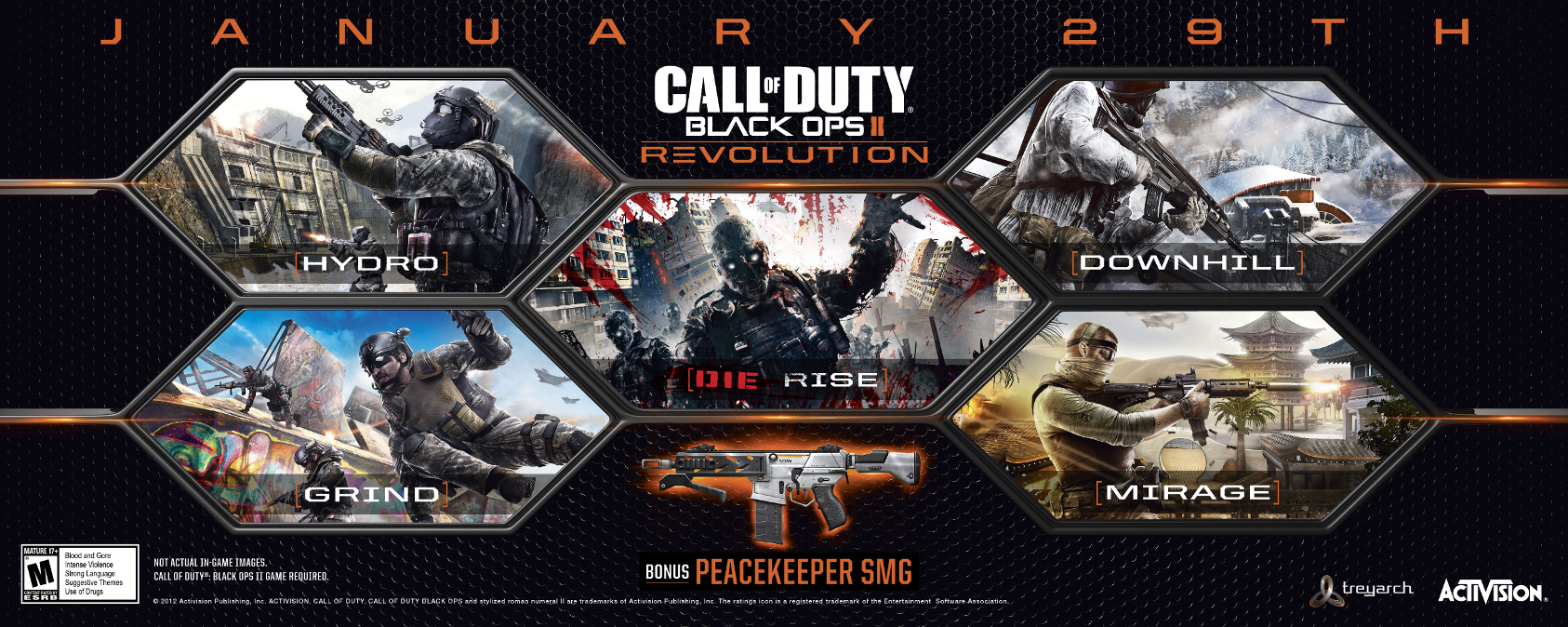Revolution DLC Map Pack Announced   Activision Community