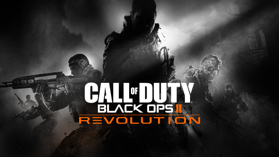 Revolution DLC Map Pack Preview