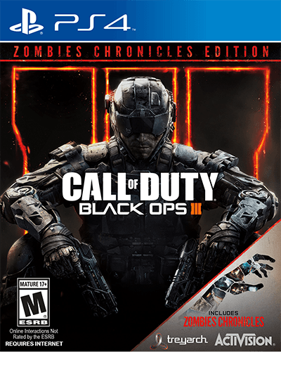 Call of Duty Black Ops 3 DLC Paketi