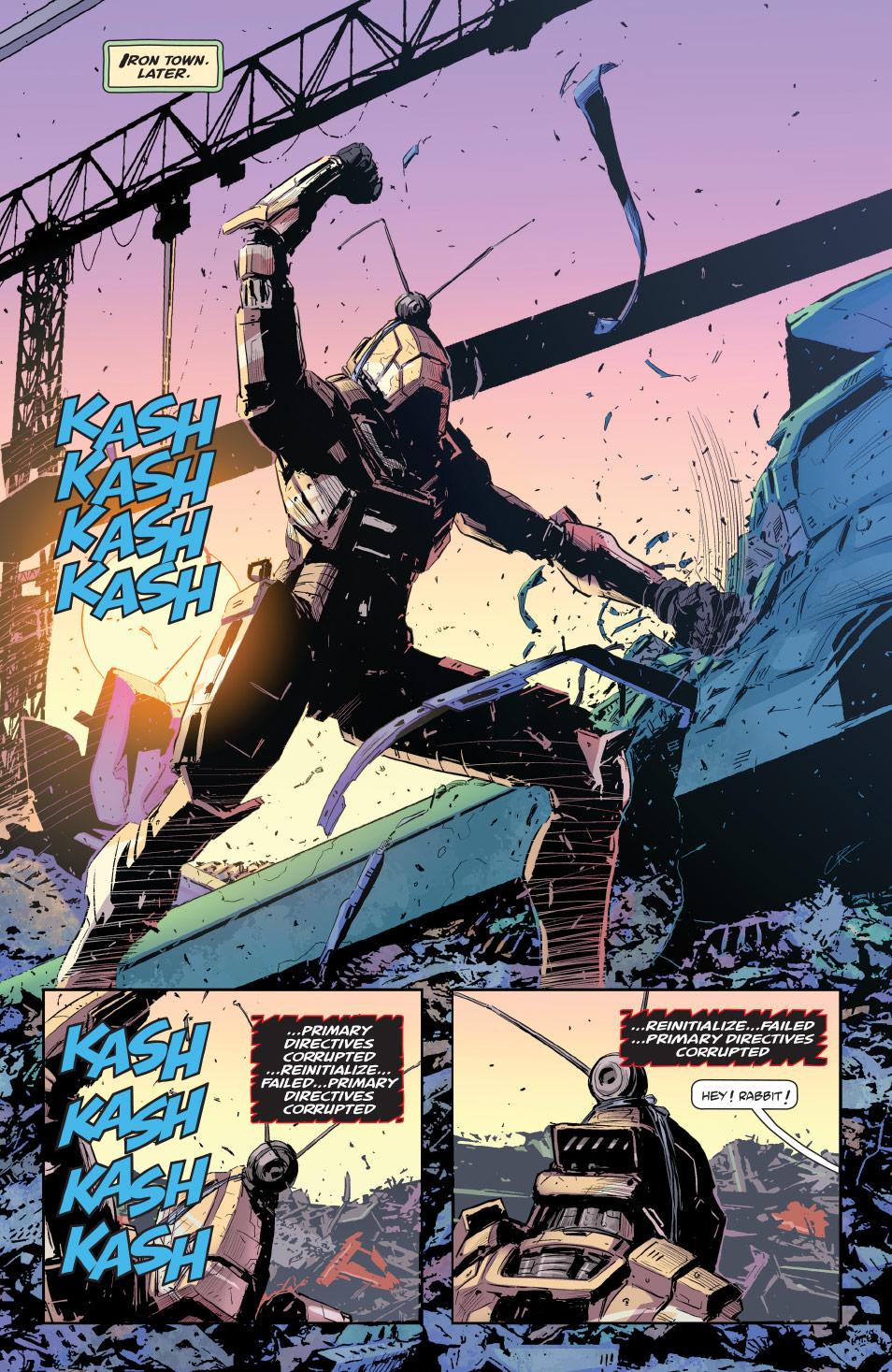 Call of Duty®: Black Ops 4 | Comics