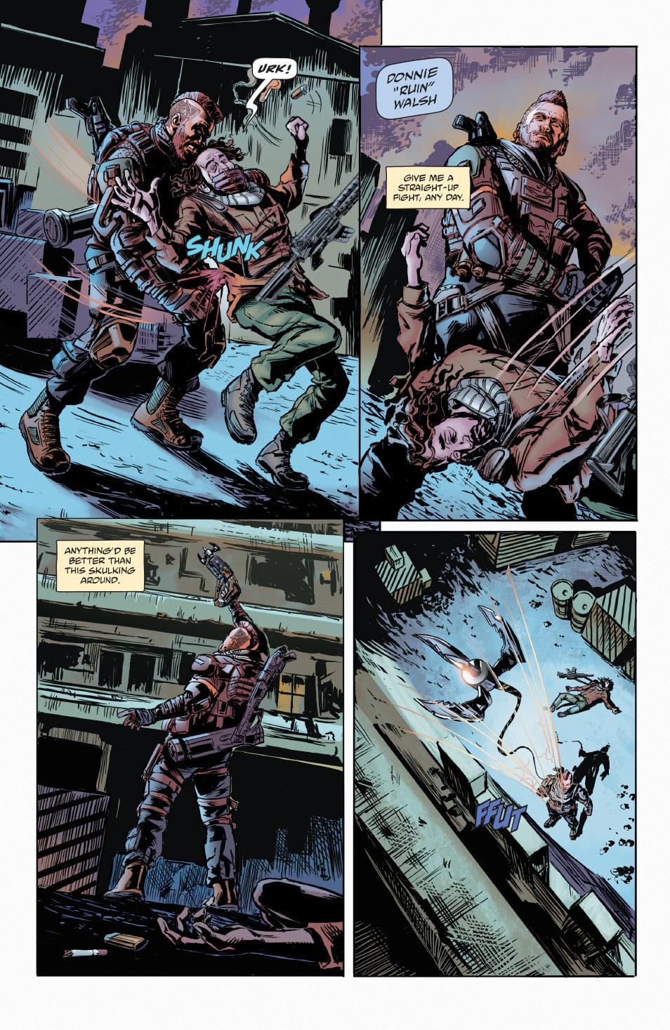 Modern Warfare 2 Ghost Comic Pdf