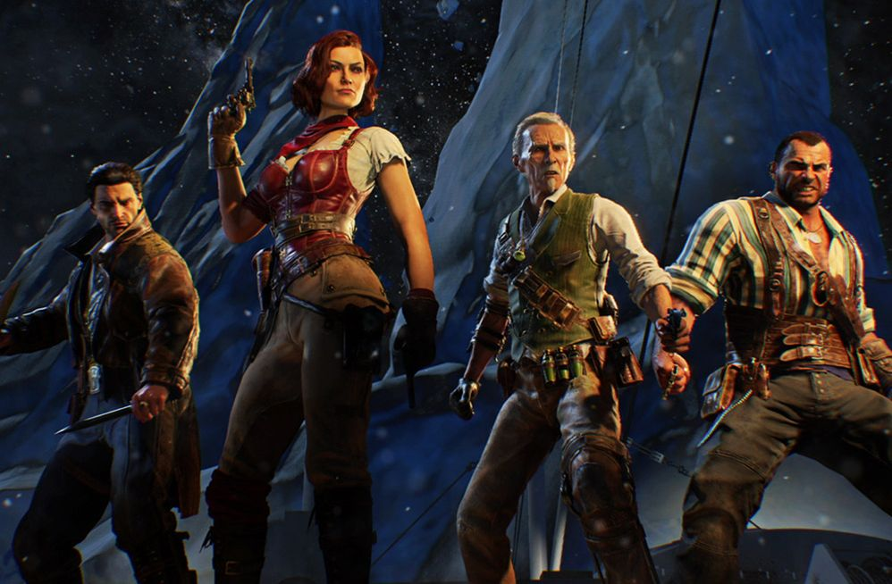 Get Ready For Call Of Duty Black Ops 4 Zombies