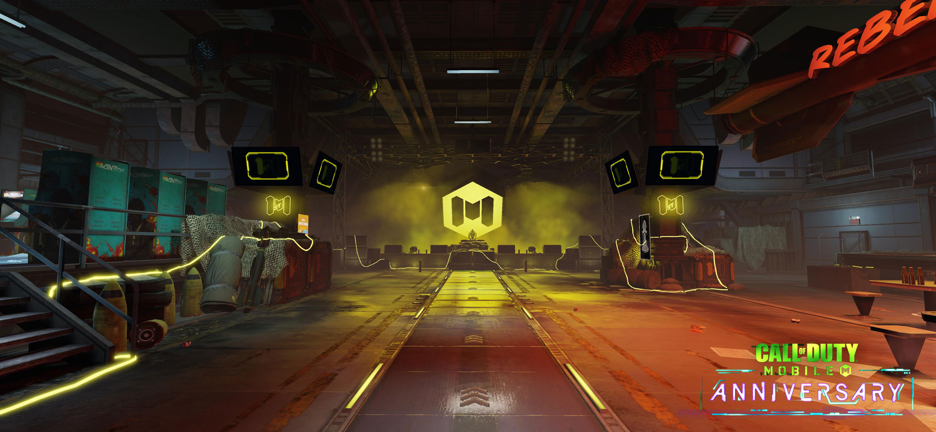 call of duty mobile turns 1 introducing anniversary the latest season and a celebration of this milestone event call of duty mobile turns 1