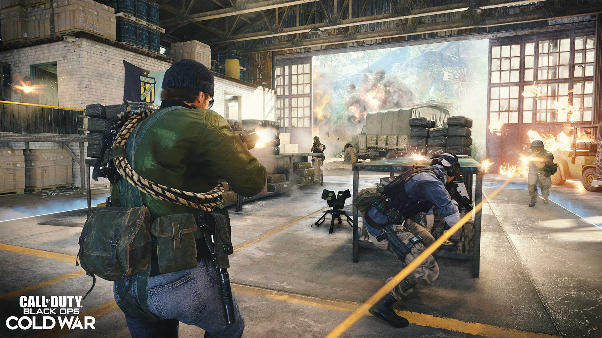 Call Of Duty Black Ops Cold War Beta Mode Recon