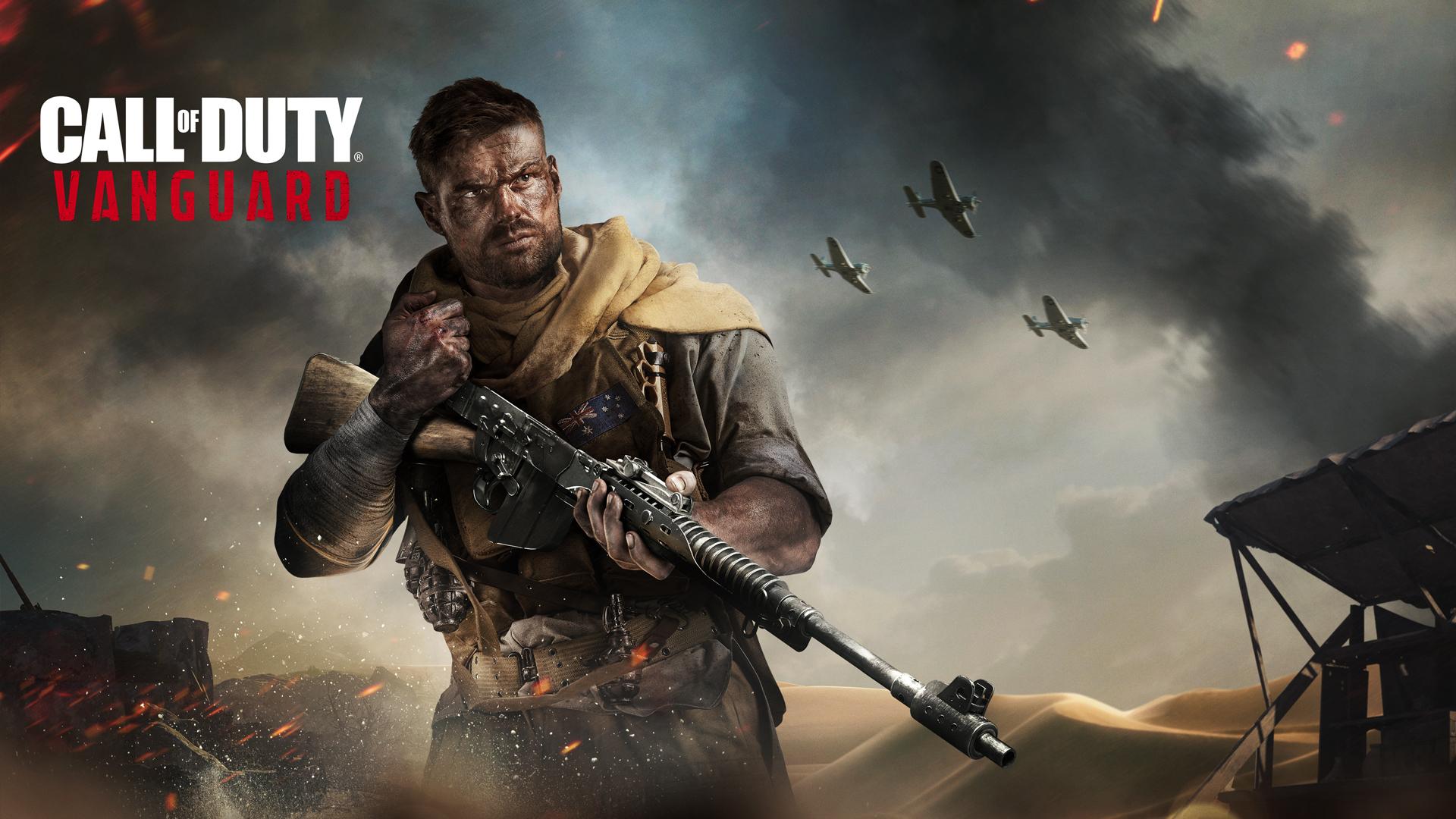 Call of Duty Vanguard campaña