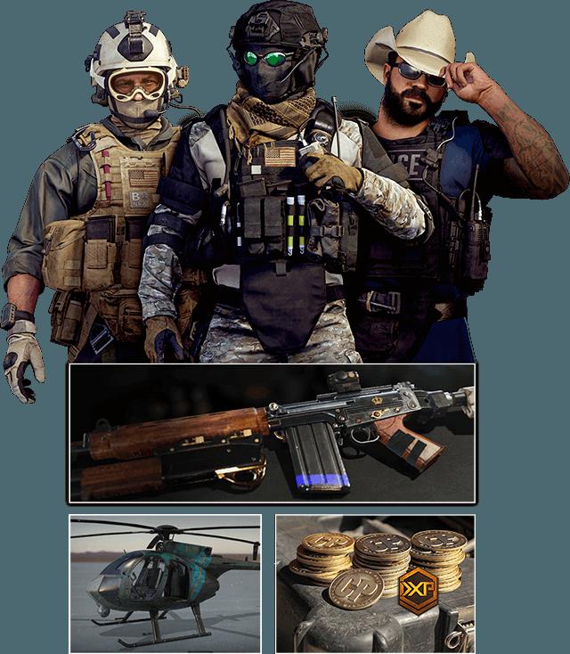 Call of Duty®: Modern Warfare | Battle Pass