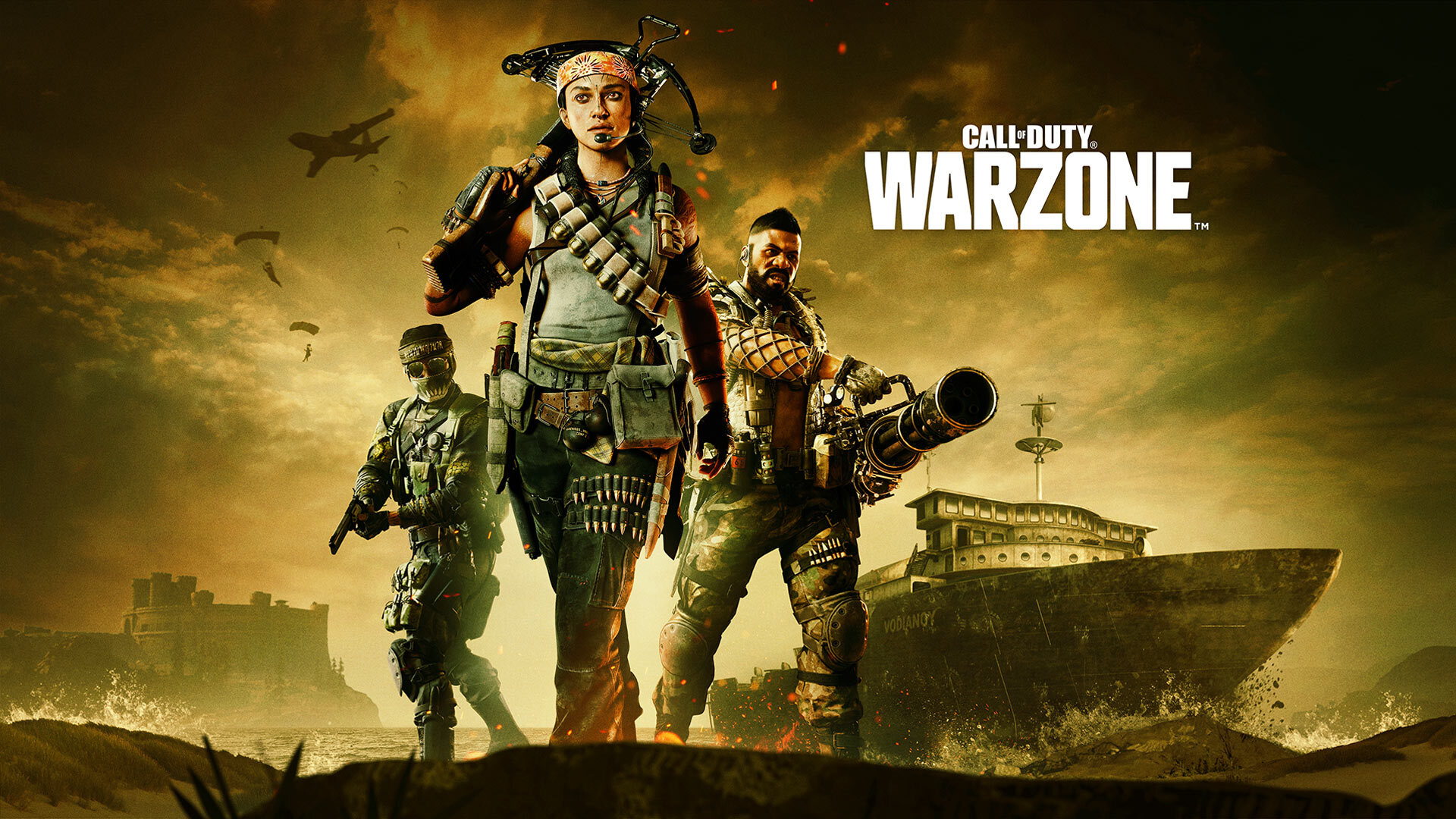 Call of Duty®: Warzone | Best Free Battle Royale Game