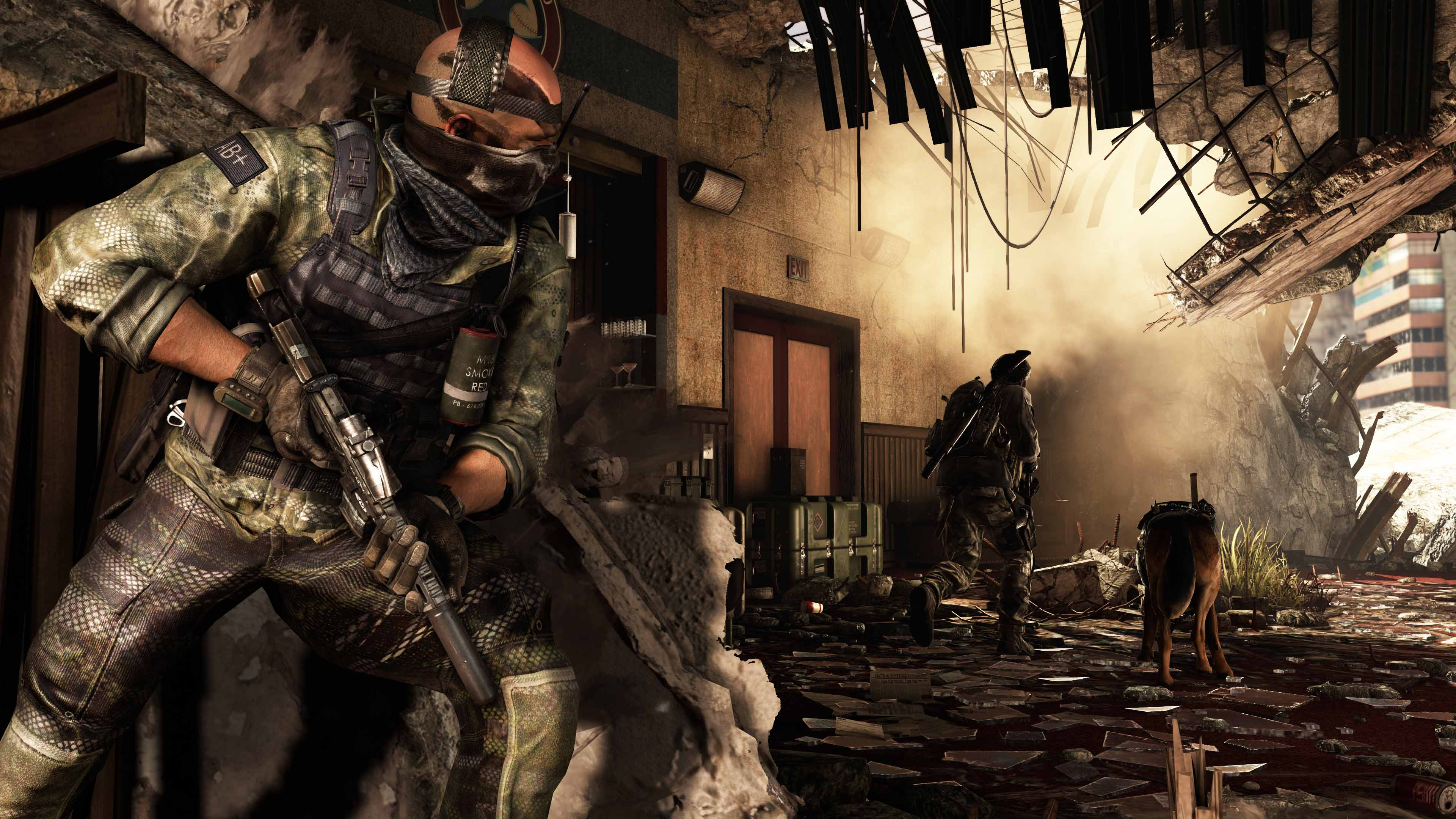 Call of Duty®: Ghosts Call Of Duty Ghosts Map List on