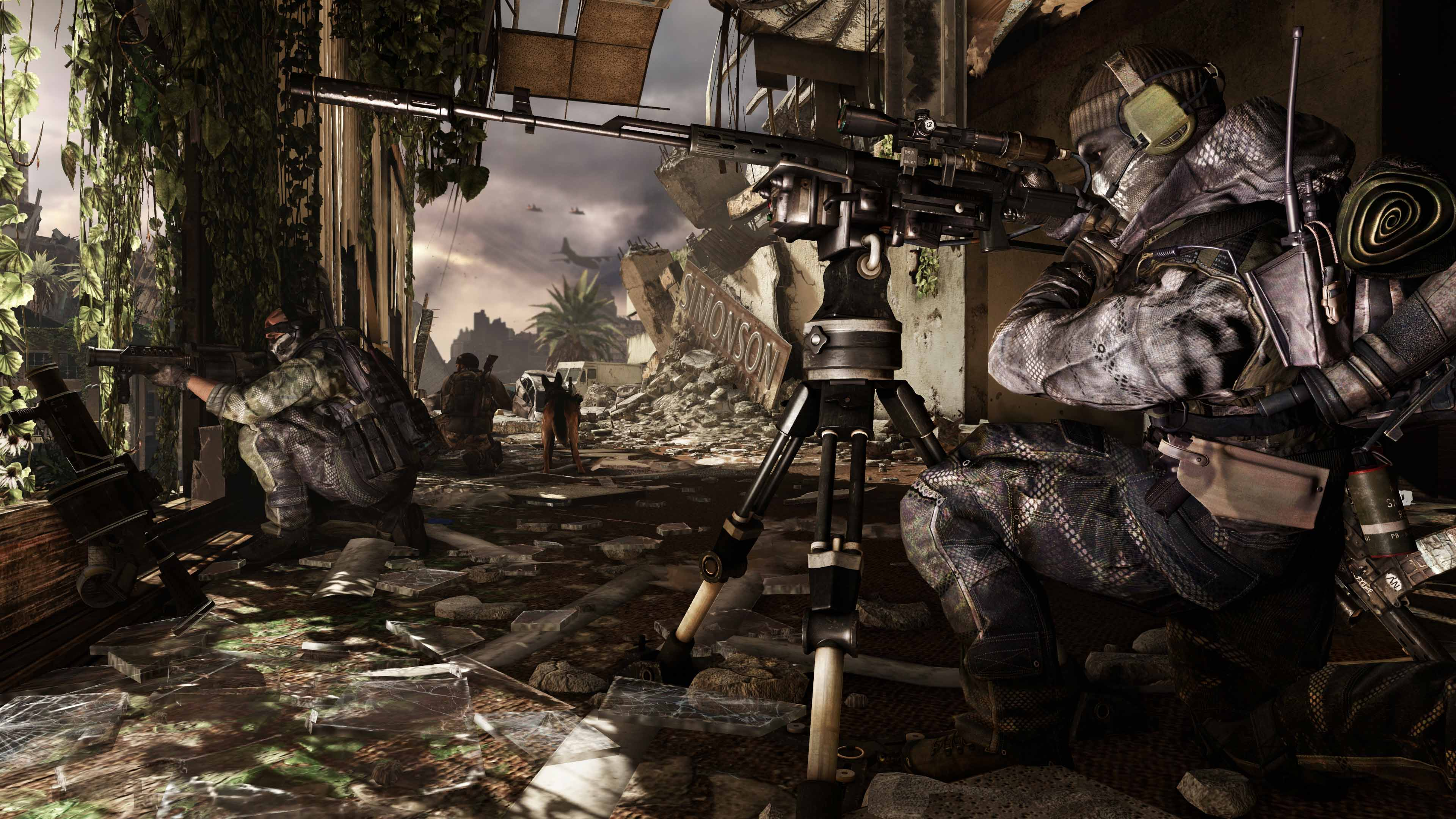 Imagenes Call Of Duty Ghosts