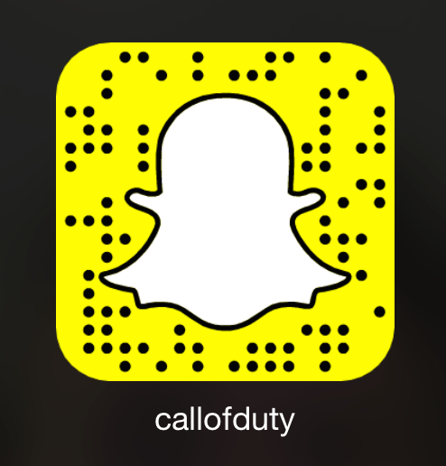 Snapchat Call Of Duty
