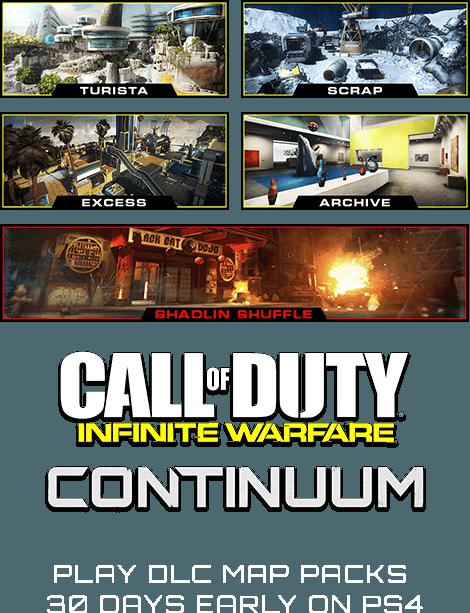Call of Duty®: Infinite Warfare: DLC 2
