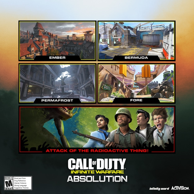 Image result for COD Infinite Warfare dlc 3 absolution