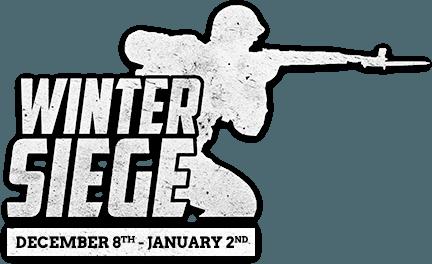 Prparez Vous Pour Une Nuit Glaciale Dans La Premier Vnement Communautaire De Call Of Duty WWII Sige Dhiver Recevez Des Largages Ravitaillement